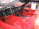 1989 C4 Chevrolet Corvette Coupe Red with red interior