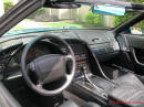 1993 Chevrolet Corvette LT1 automatic, chrome sawblades