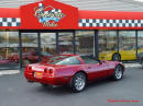 1994 Chevrolet Corvette Red C4 Coupe
