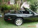 1995 C4 Corvette Convetibles, come in Black, Blue, Red, and many more colors