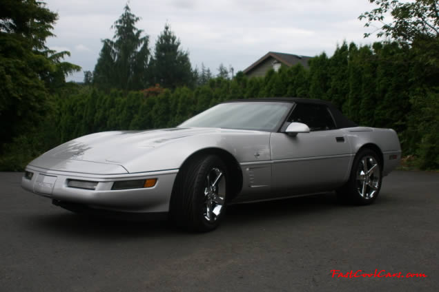 1996 corvette convertible collectors edition autos post. Black Bedroom Furniture Sets. Home Design Ideas