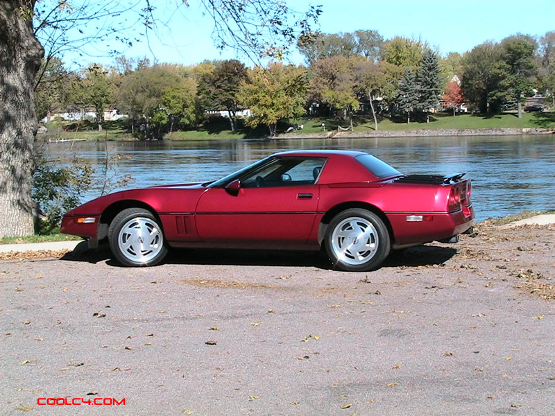 1989 Corvette convertible hardtop, low low mileage, like 10,000 original miles.